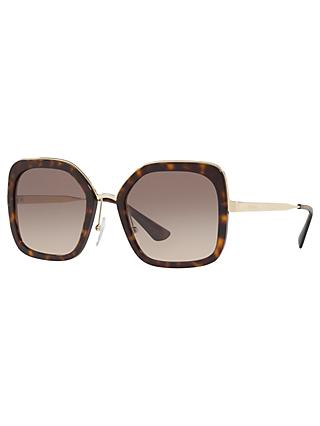 Prada PR 57US Women's Square Sunglasses