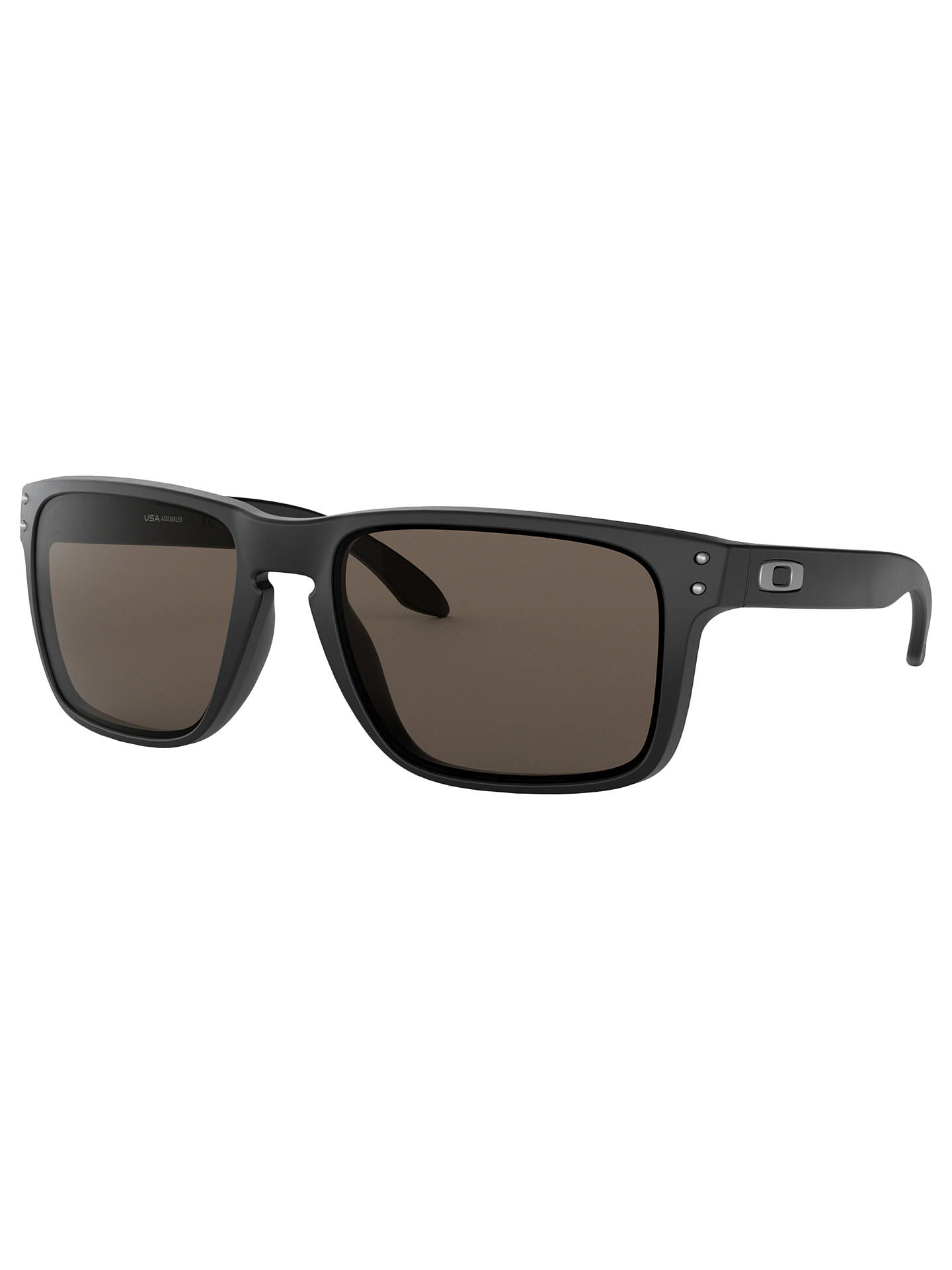 2da53e93c9 Oakley OO9417 Men s Holbrook XL Square Sunglasses at John Lewis ...