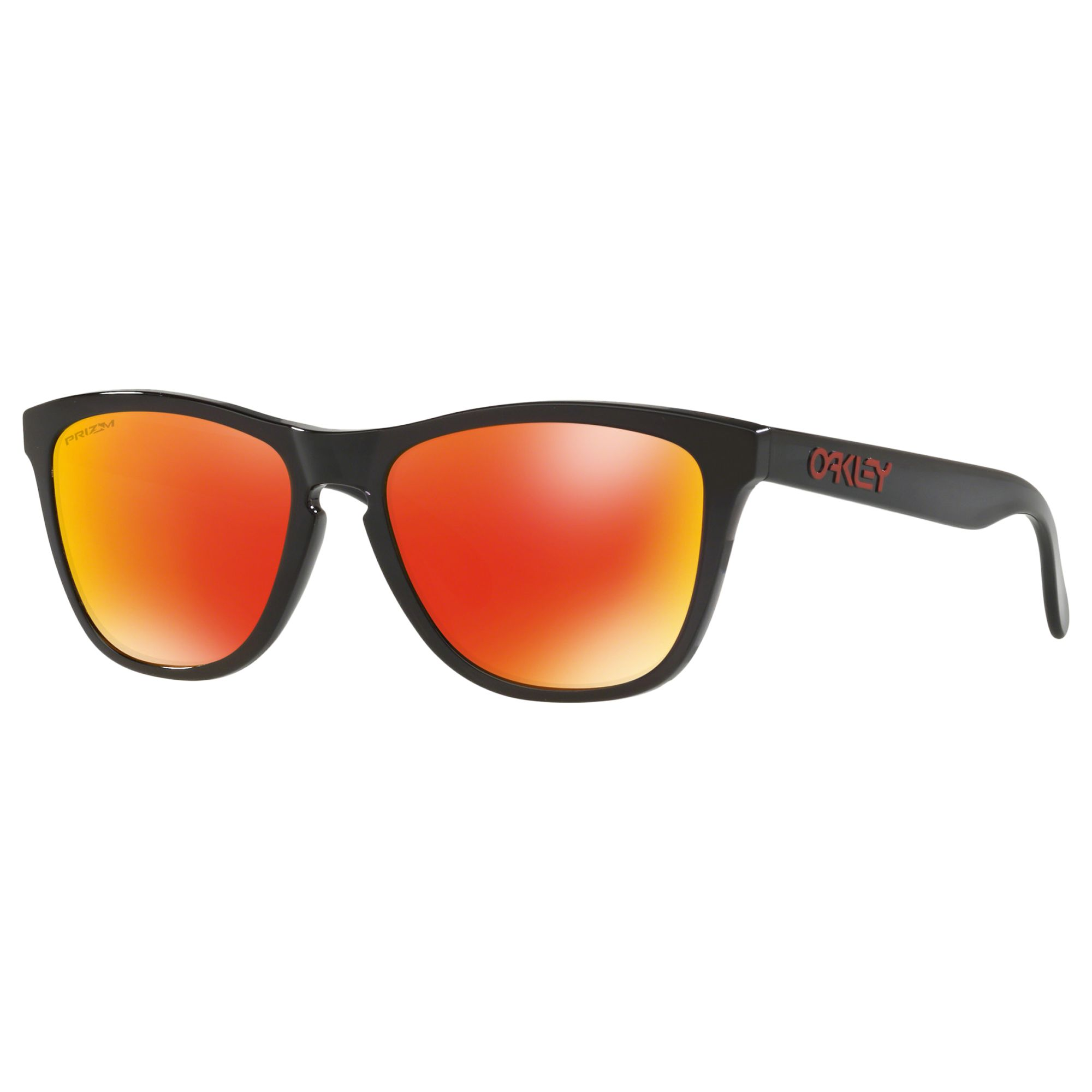 Ruby Wedding Gifts John Lewis: Oakley OO9013 Men's Frogskins Prizm Square Sunglasses