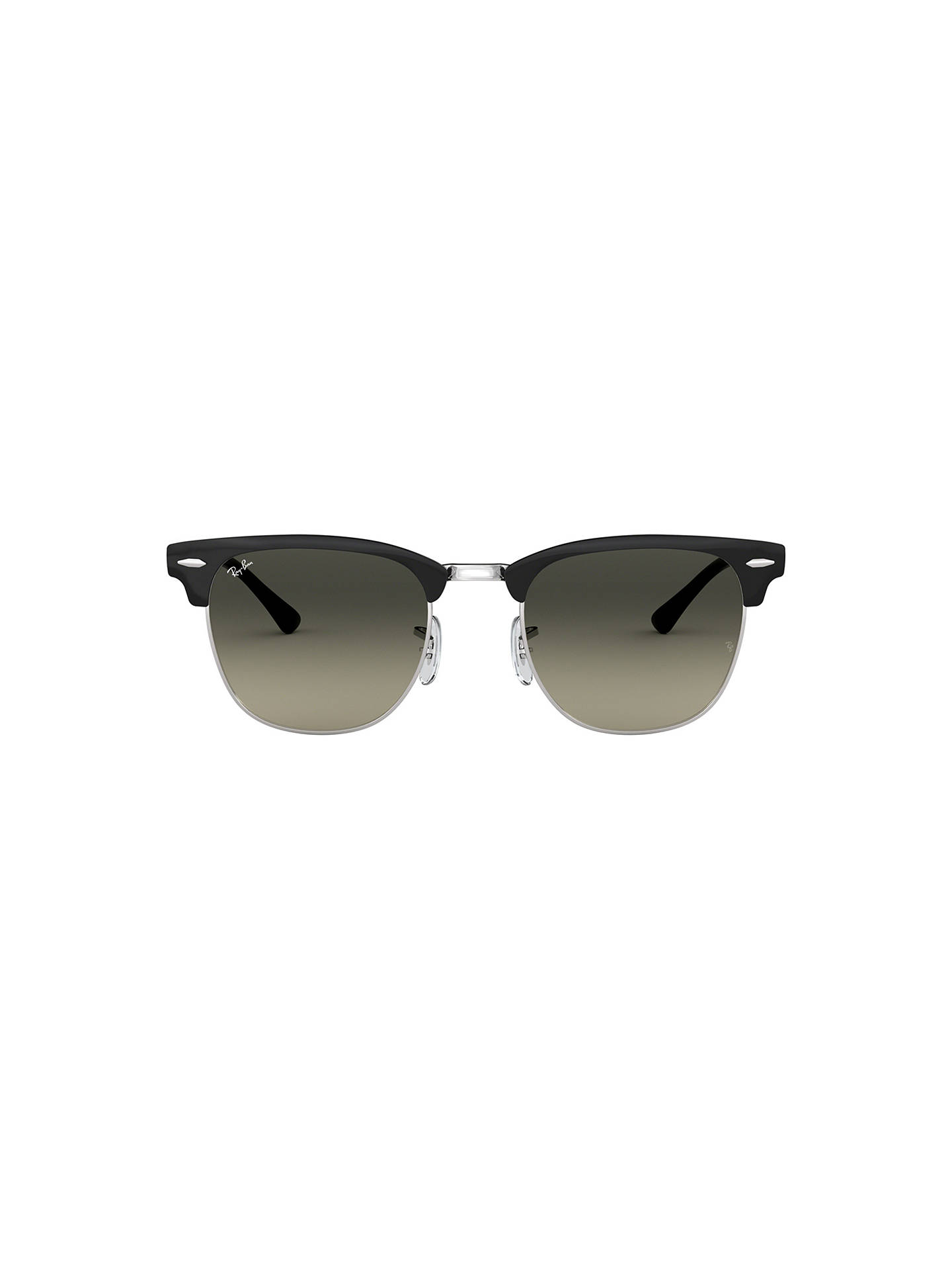 e253bc16a1 Ray-Ban RB3716 Unisex Square Sunglasses at John Lewis   Partners