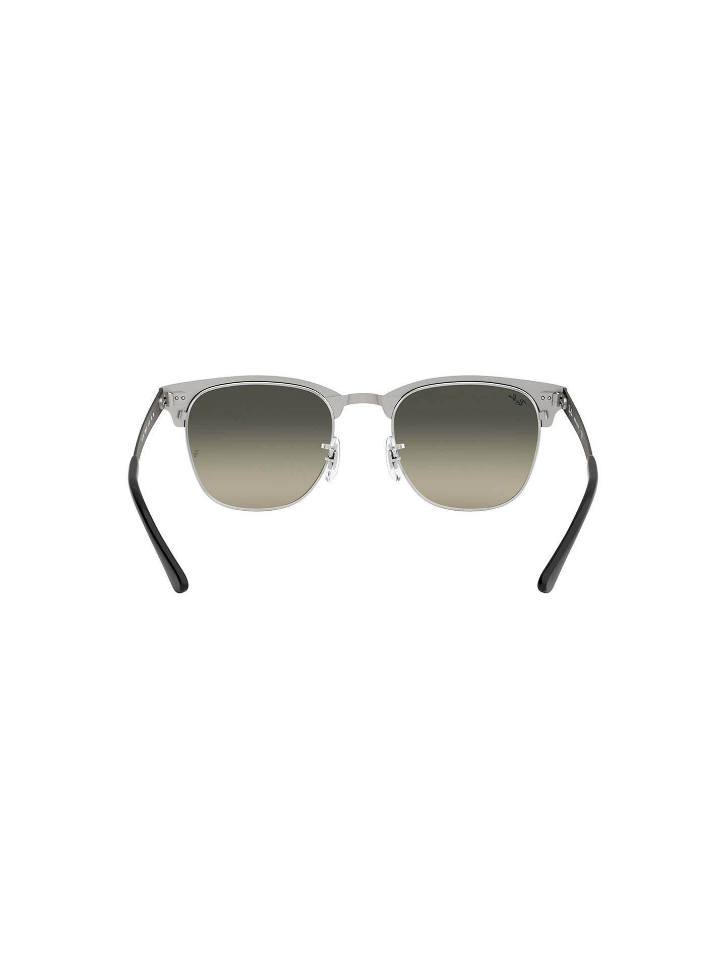 c37094a5f1 Ray-Ban RB3716 Unisex Square Sunglasses at John Lewis   Partners