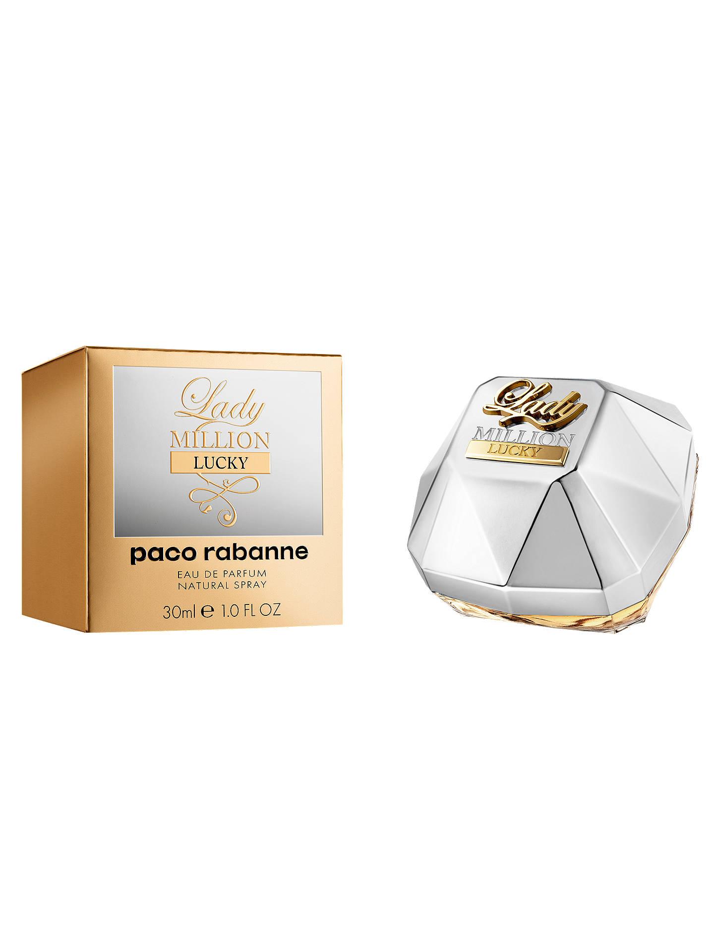 82be02b1c7e03 Paco Rabanne Lady Million Lucky Eau de Parfum at John Lewis   Partners