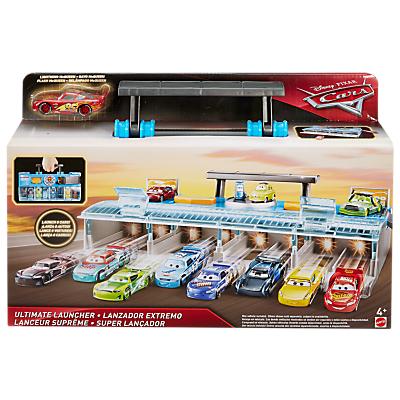Disney Cars Ultimate Launcher