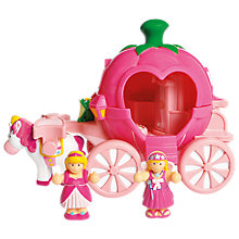 Buy WOW Toys Pippa's Princess Carriage Online at johnlewis.com