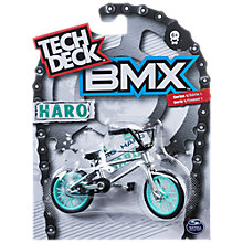 Buy Tech Deck BMX Haro Finger Bike Online at johnlewis.com