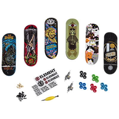 Image of Tech Deck Bonus SK8 Shop Fingerboard Kit