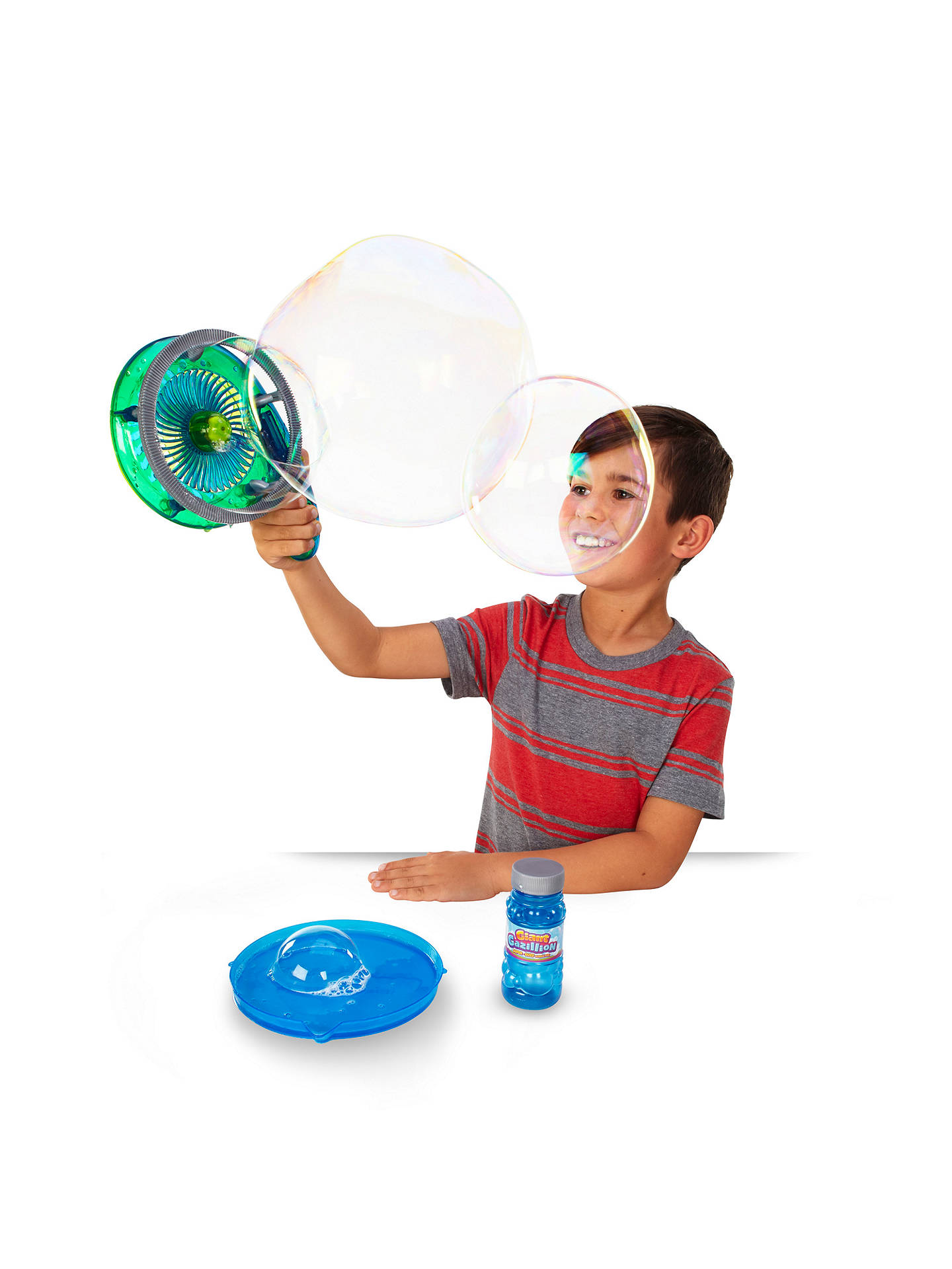 Buy Gazillion Bubbles Giant Power Wand Online at johnlewis.com