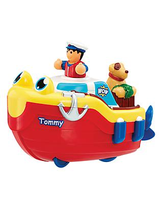WOW Toys Tommy Tug Boat Bath Toy
