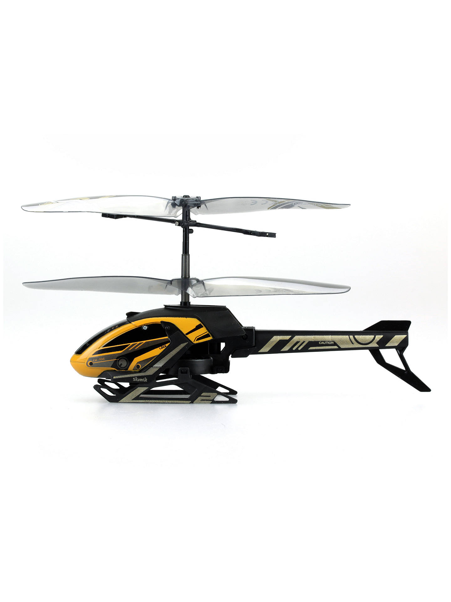 BuySilverlit Infra Red Scorpion Helicopter Online at johnlewis.com