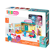 Buy Sago Mini Jack's Play Diner Online at johnlewis.com