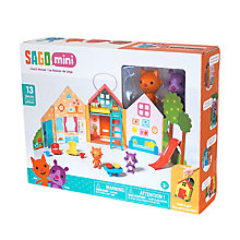 Buy Sago Mini Jinja's Play House Online at johnlewis.com