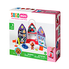 Buy Sago Mini Harvey's Spaceship Online at johnlewis.com