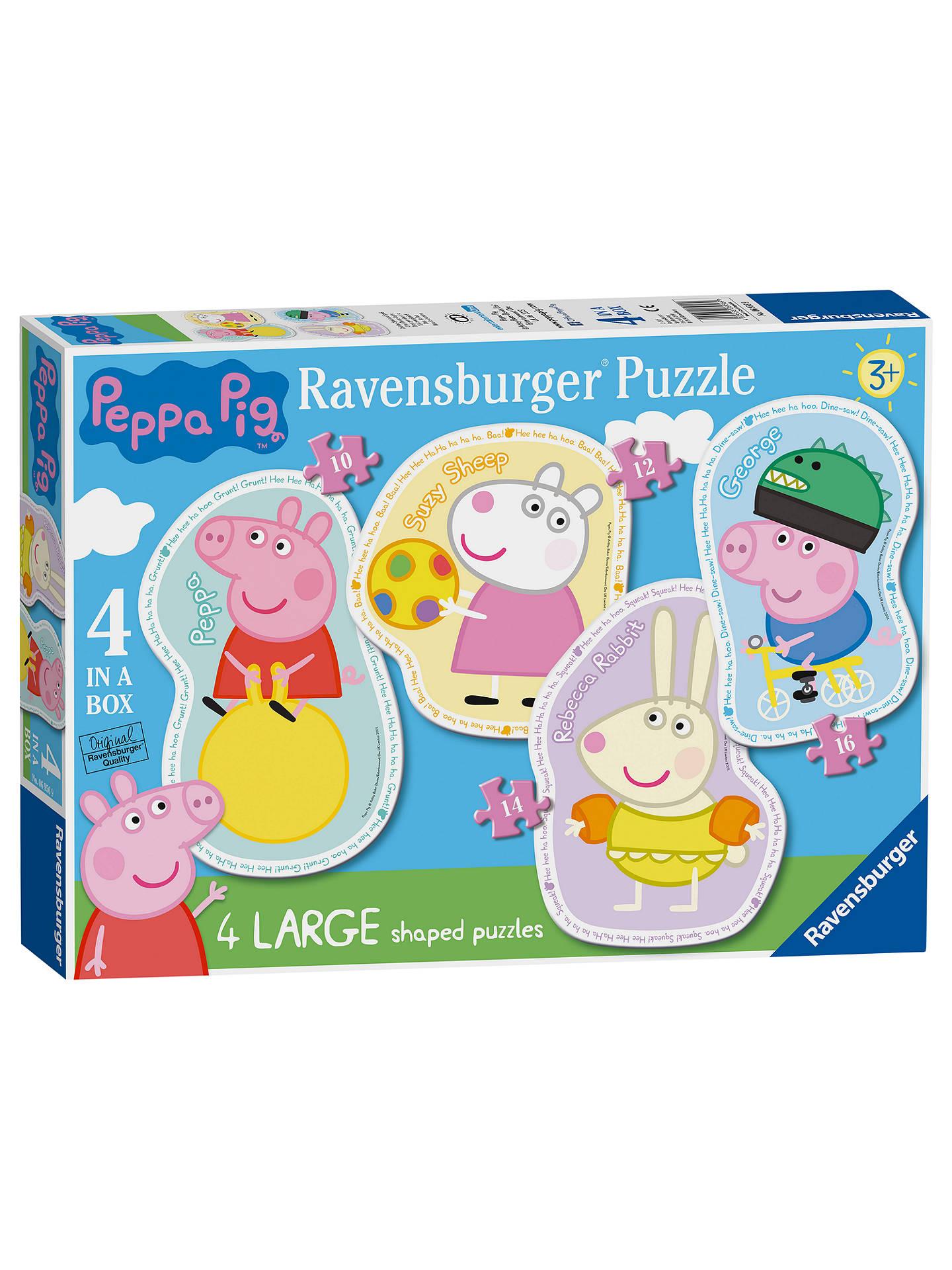 b54fa2391d17e BuyRavensburger Peppa Pig Jigsaw Puzzle