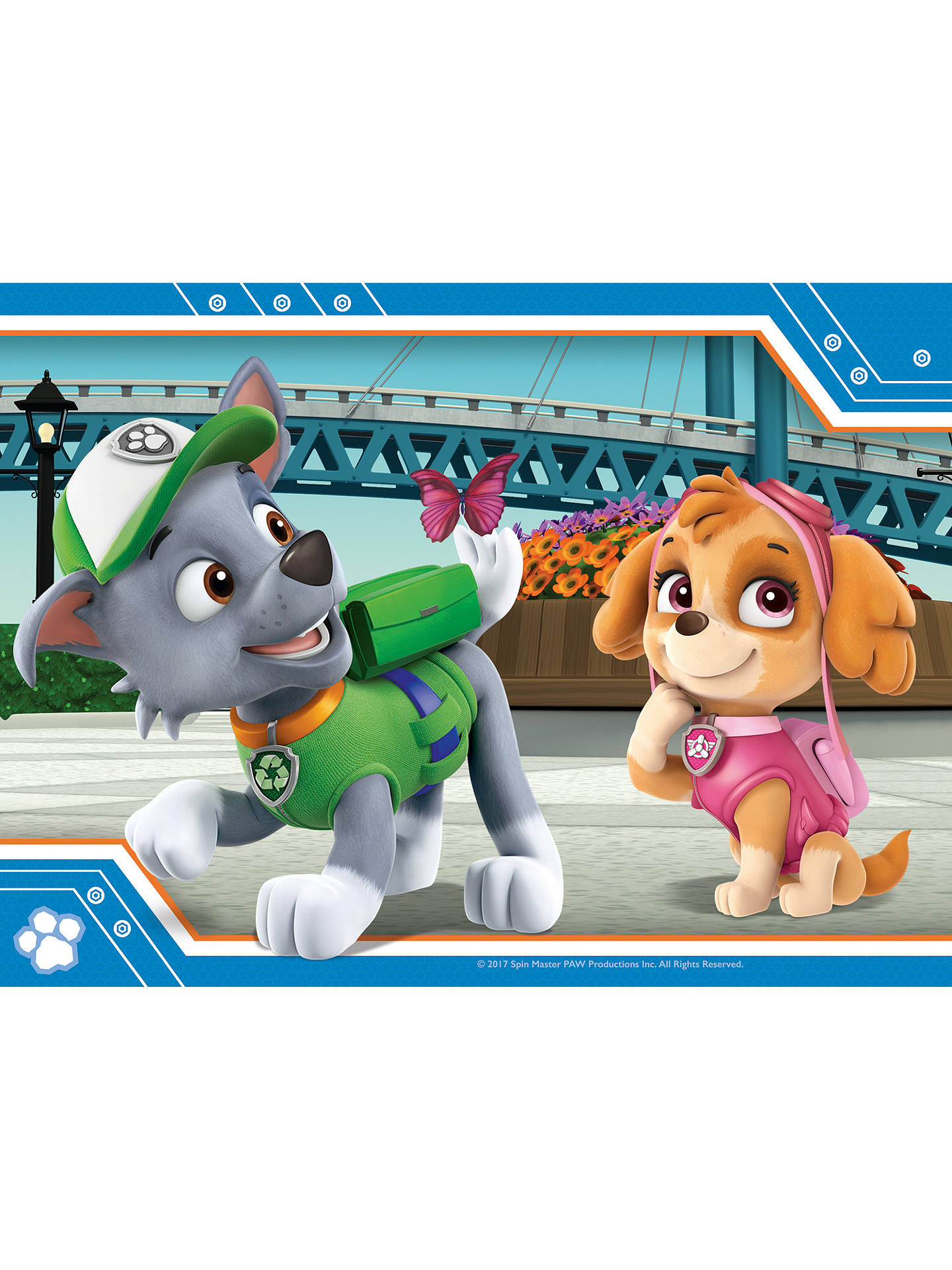 Buy Paw Patrol 4 In a Box Jigsaw Puzzle, 72 Pieces Online at johnlewis.com