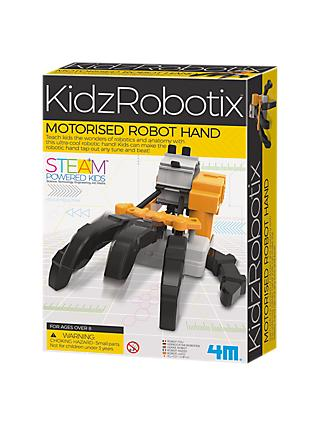 Great Gizmos Motorised Robot Hand Kit