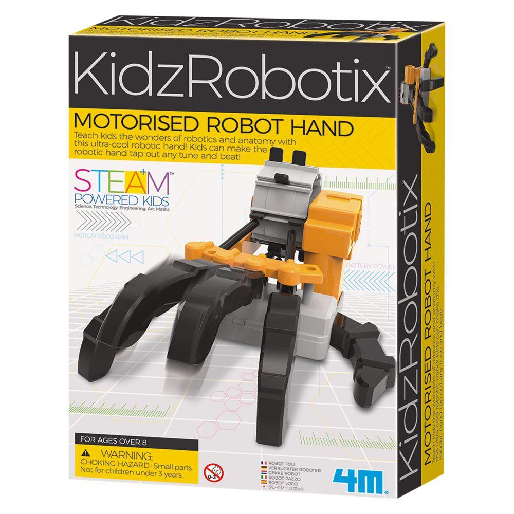 Great Gizmos Great Gizmos Motorised Robot Hand Kit