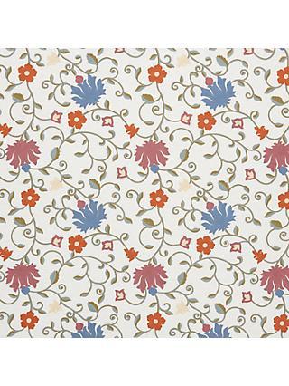 08bb2cb7f21 John Lewis & Partners Chester Furnishing Fabric, Orange