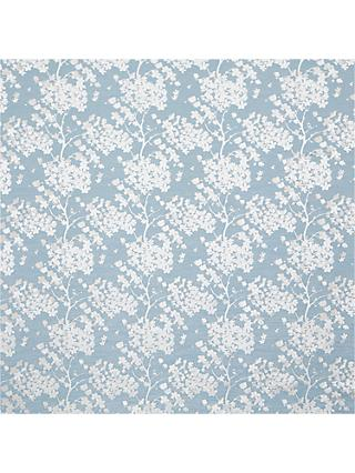 John Lewis & Partners Eliza Furnishing Fabric, Blue