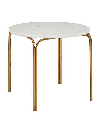 b6acab4dfeb42 John Lewis   Partners Azra Marble Side Table