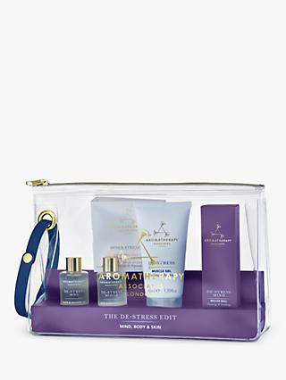 Aromatherapy Associates De-Stress Collection Kit