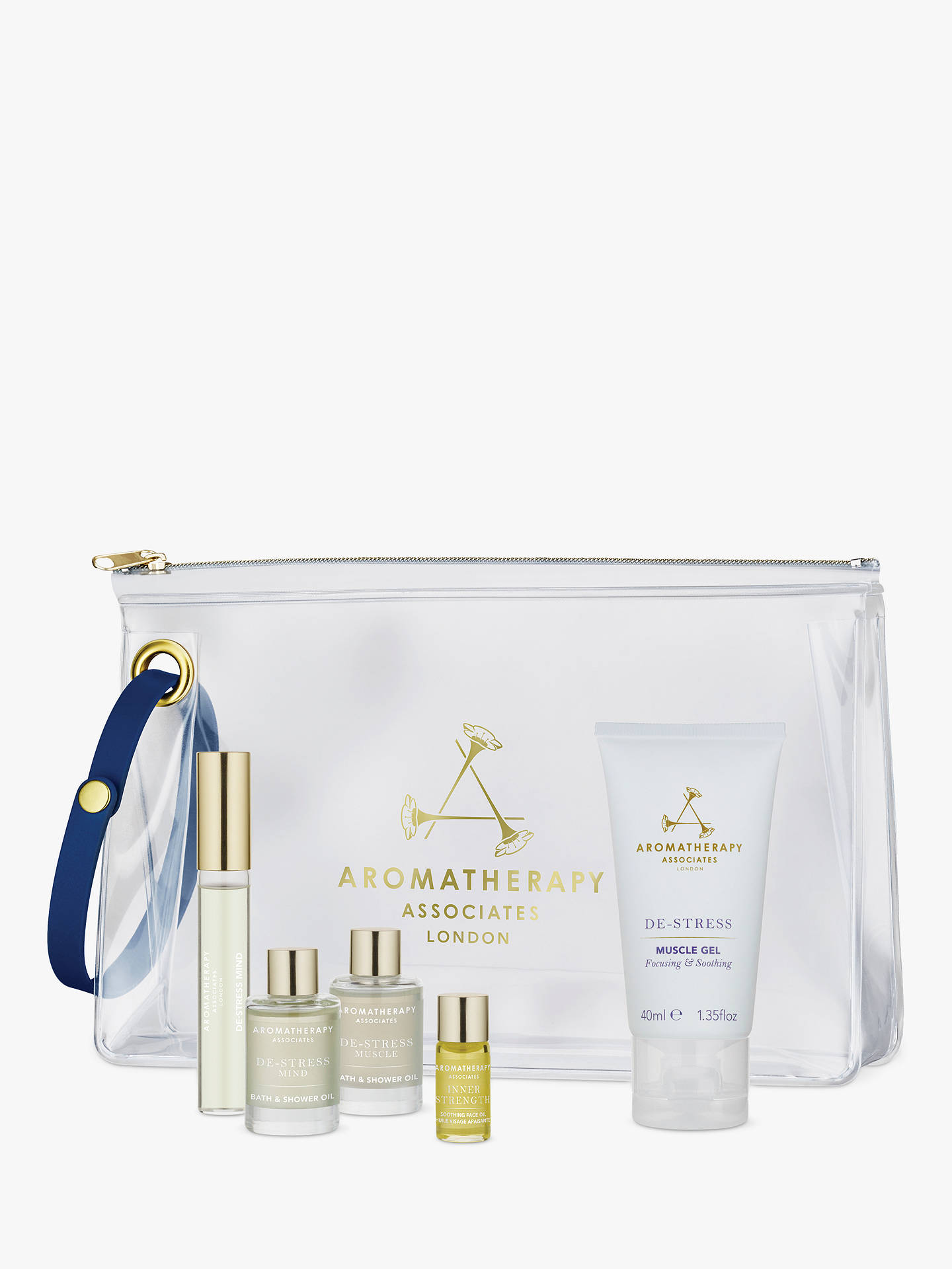 Buy Aromatherapy Associates De-Stress Collection Kit Online at johnlewis.com
