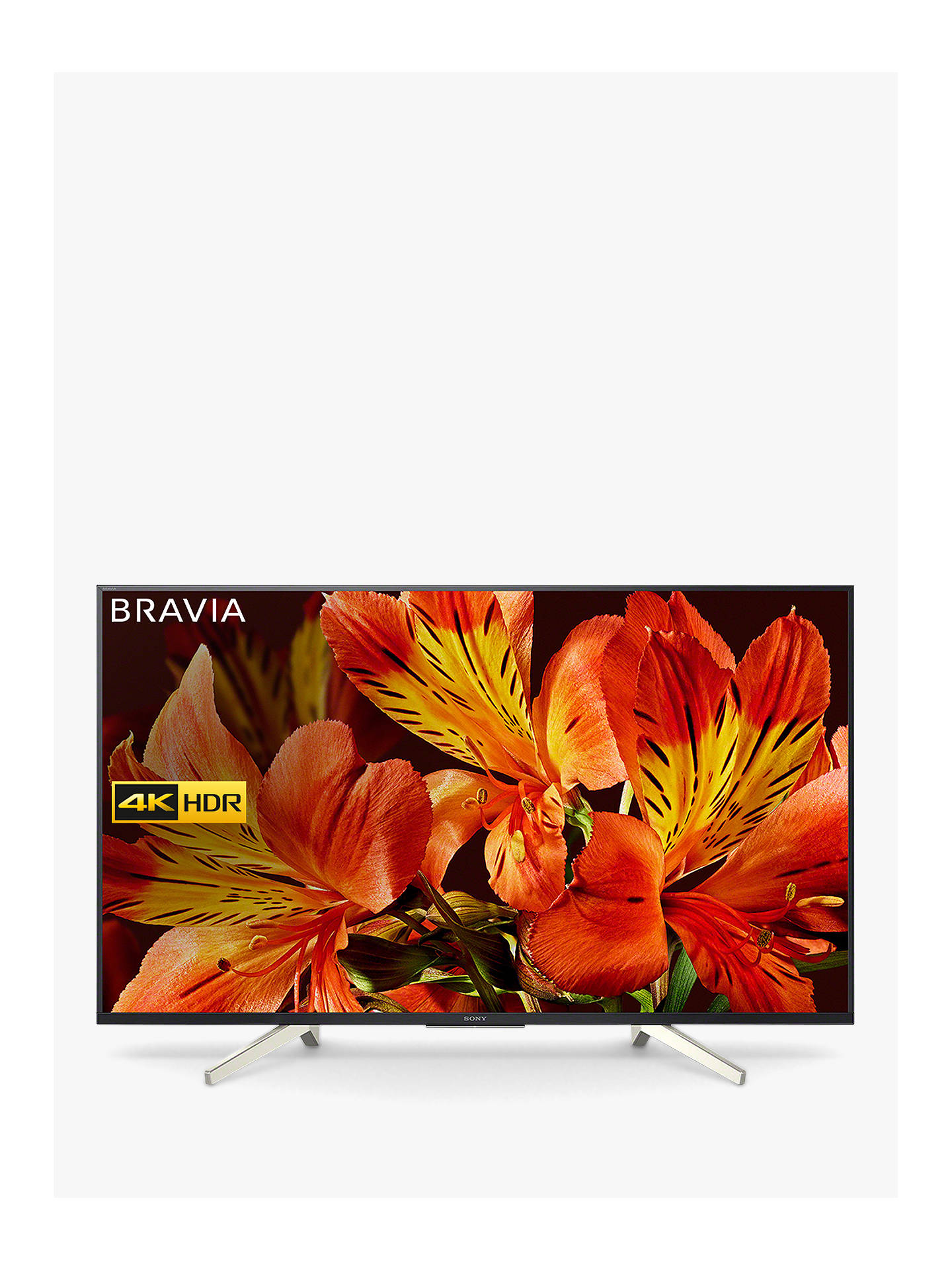 Sony Bravia KD75XF8596 LED HDR 4K Ultra HD Smart Android TV, 75