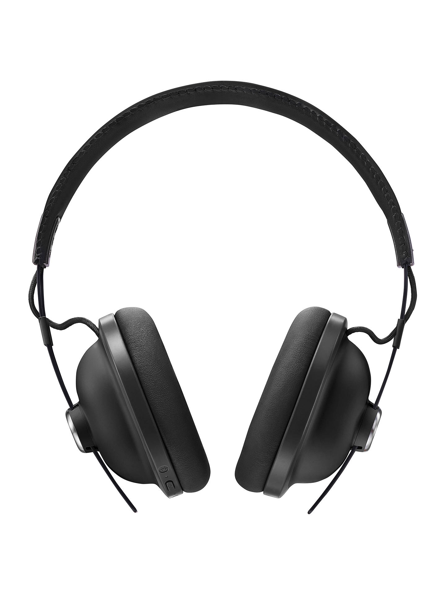 c64eaaf39e870b ... Buy Panasonic HTX80BE Bluetooth Wireless Over-Ear Headphones with  Mic/Remote, Black Online ...