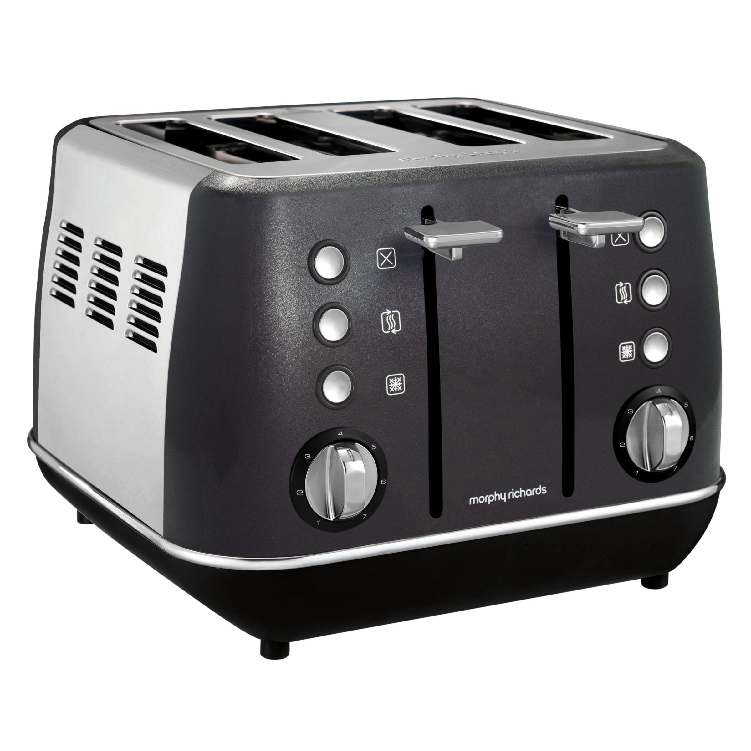 action black show toaster slice details shop product beko victory