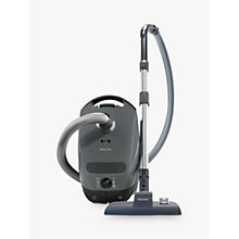 Buy Miele Classic C1 Jubilee PowerLine Cylinder Vacuum Cleaner, Grey Online at johnlewis.com