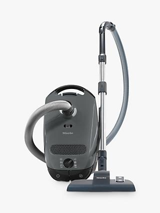 Miele Classic C1 Jubilee PowerLine Cylinder Vacuum Cleaner, Grey