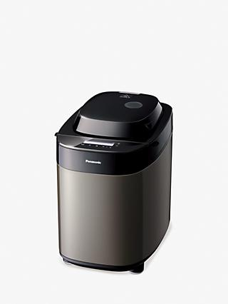 Panasonic SD-ZX2522 Breadmaker, Black