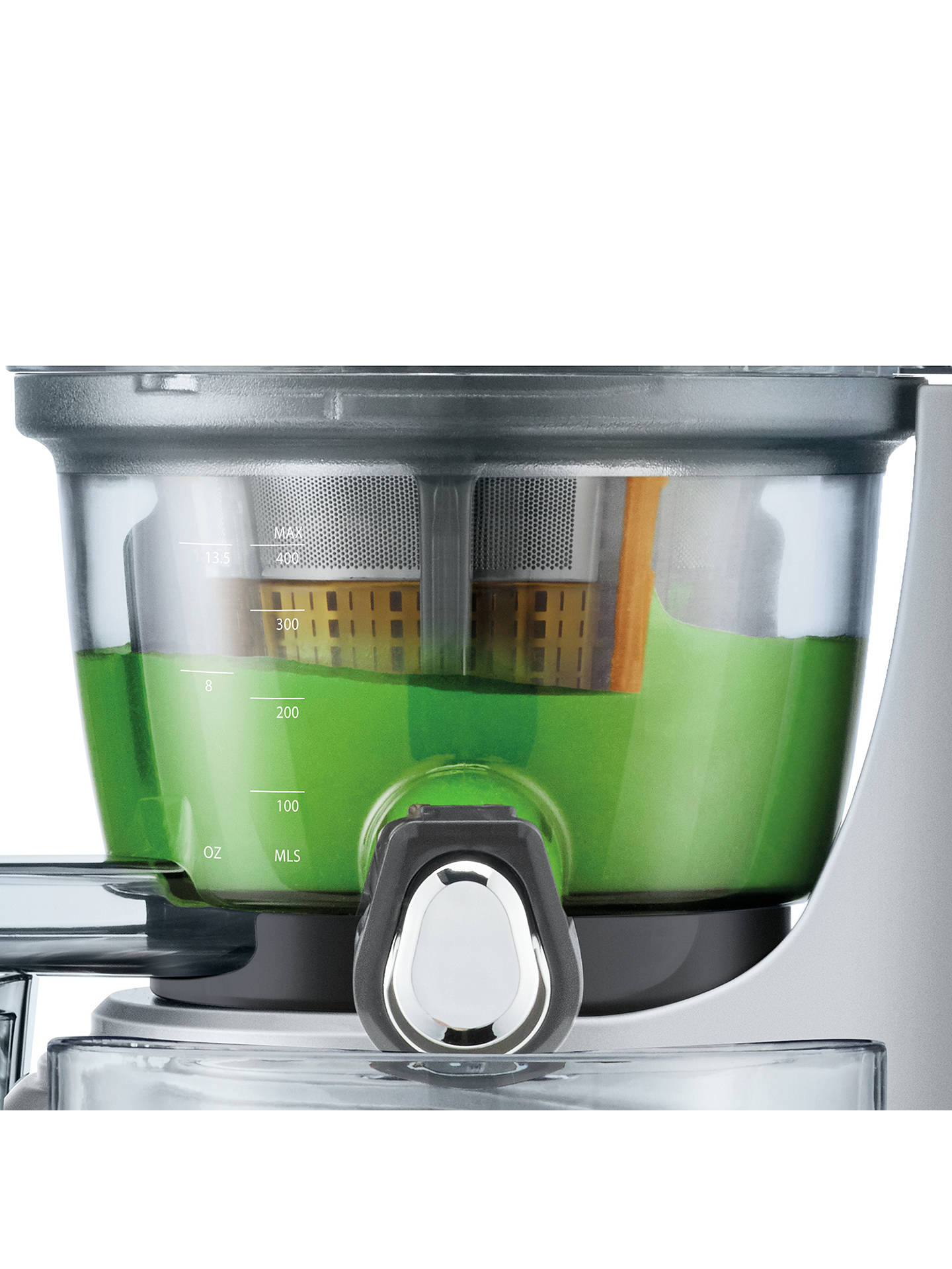 BuySage the Big Squeeze Juicer, Silver Online at johnlewis.com