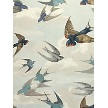 Buy Designers Guild Chimney Swallows Wallpaper Online at johnlewis.com