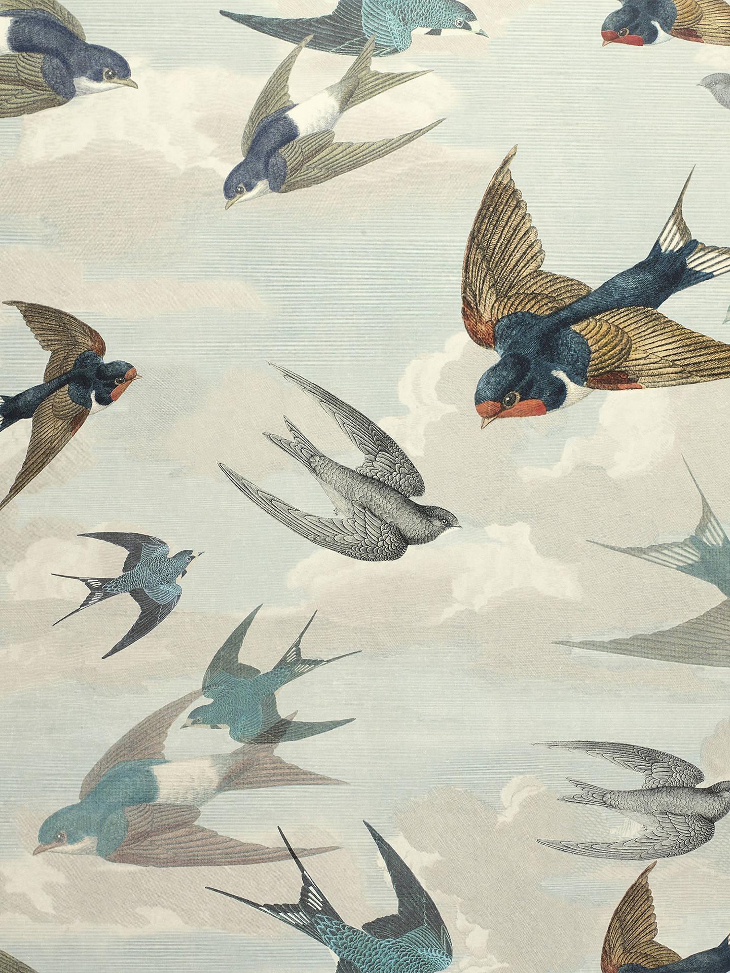 Designers Guild Chimney Swallows Wallpaper Pjd600301