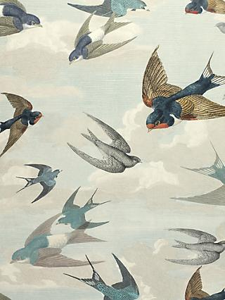 Designers Guild Chimney Swallows Wallpaper
