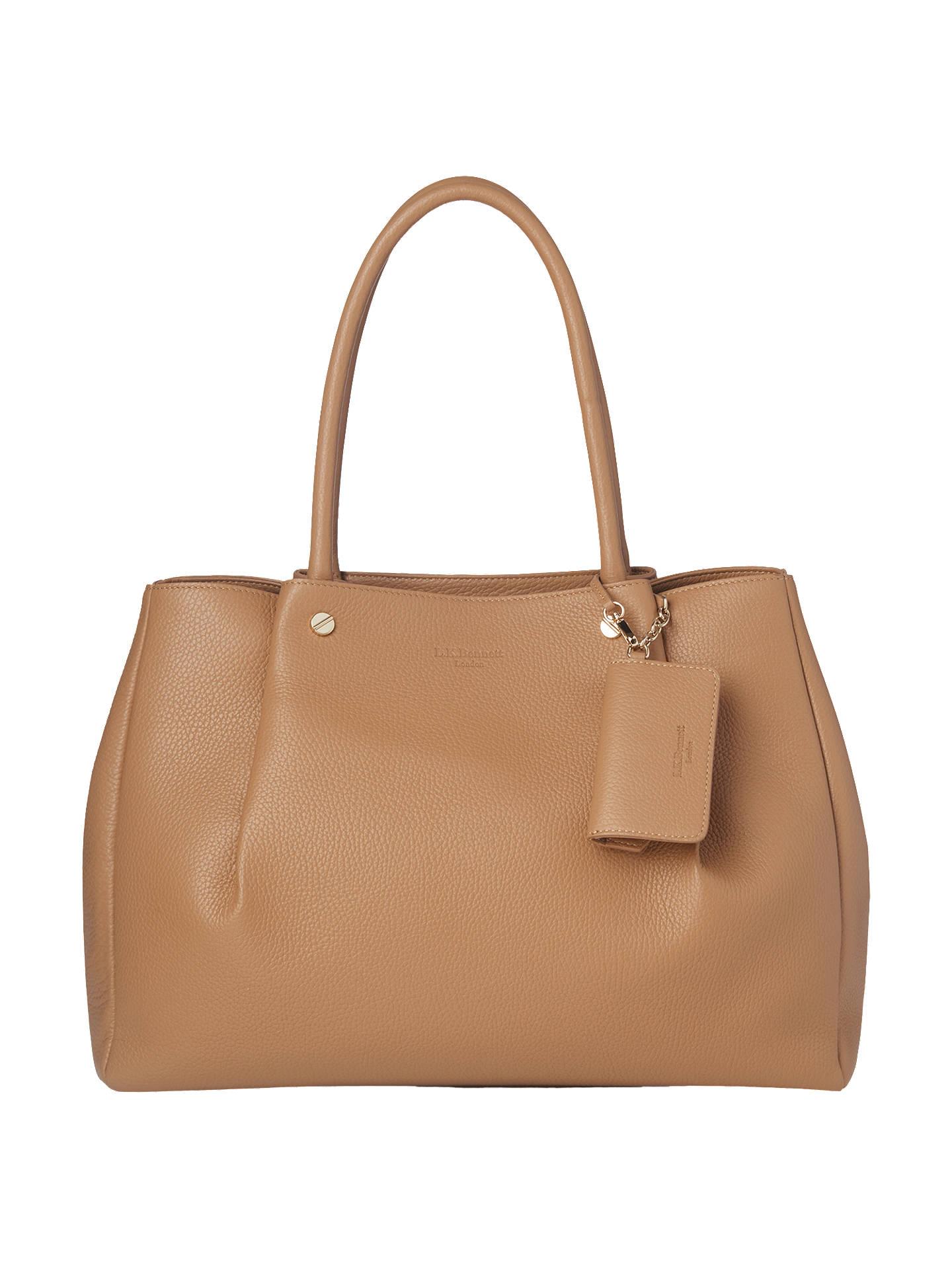 0f0b0017679d Buy L.K.Bennett Regan Leather Tote Bag