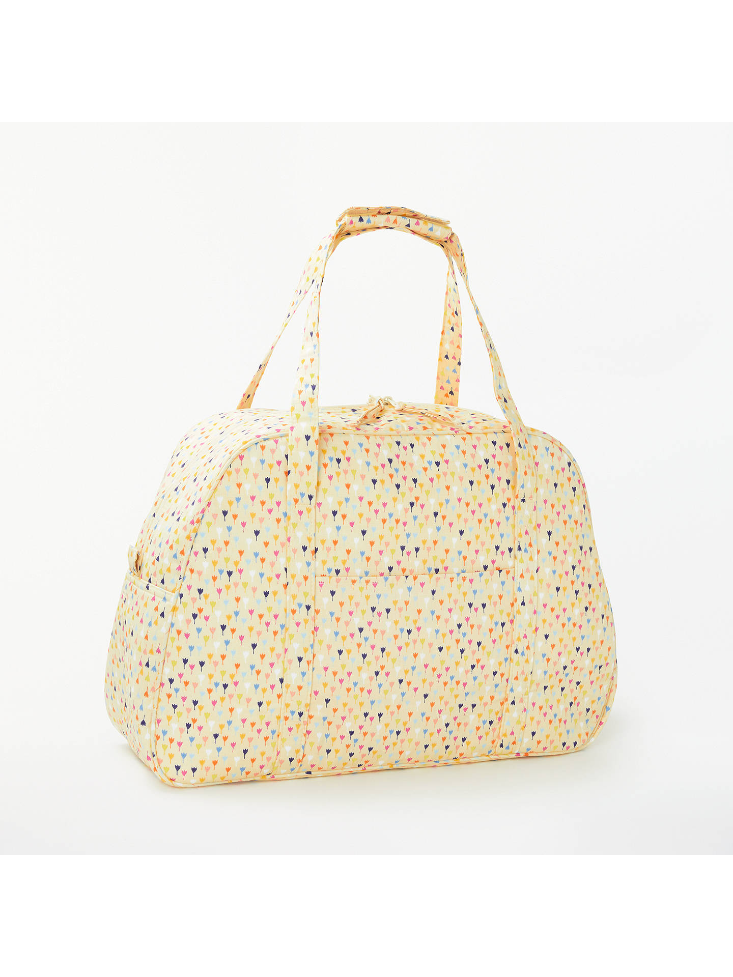 Buy John Lewis & Partners Distant Dreams Print Sewing Machine Bag, Cream Online at johnlewis.com