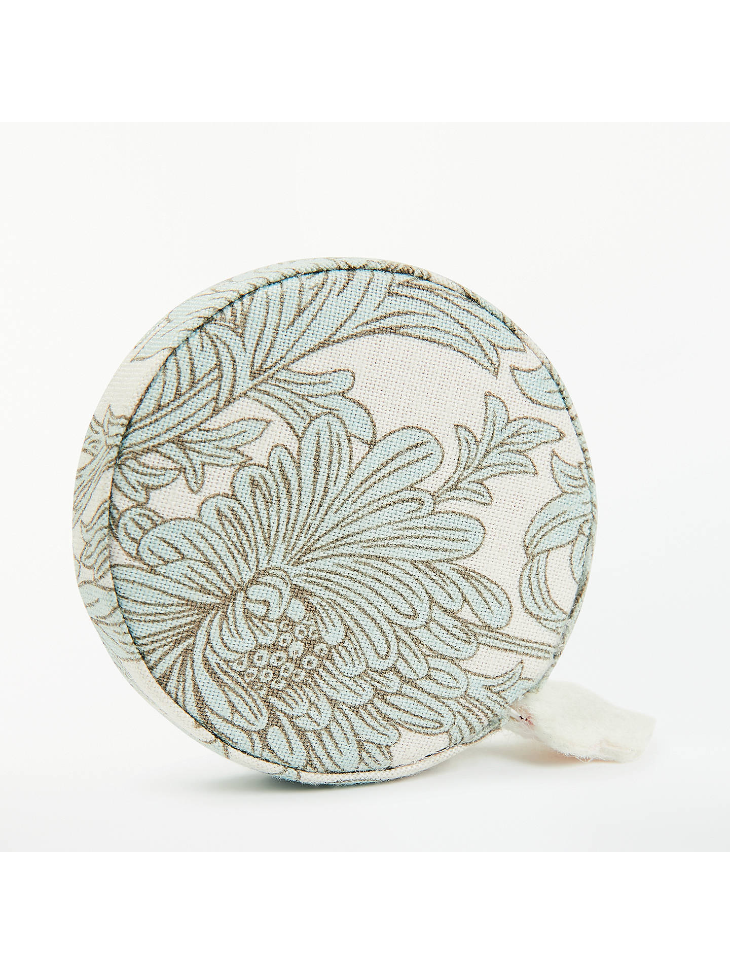 BuyJohn Lewis & Partners Chrysanthemum Print Dressmaking Tape Measure, Cream Online at johnlewis.com