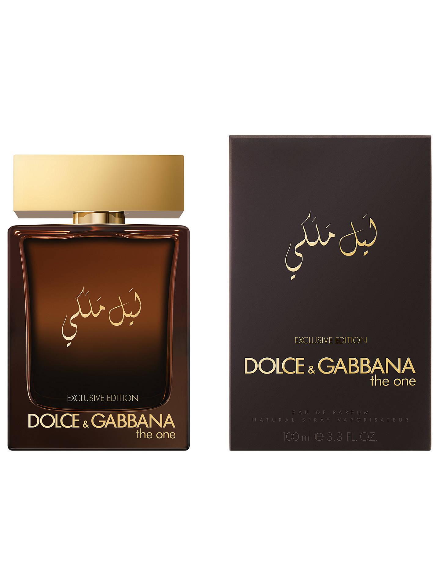 0ac38d89b260 Dolce   Gabbana The One For Men Royal Night Eau de Parfum at John ...