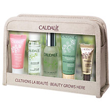 Buy Caudalie French Beauty Secret Skincare Gift Set Online at johnlewis.com