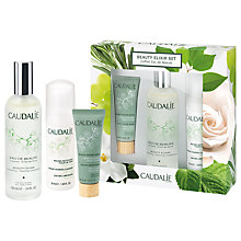 Buy Caudalie Beauty Elixir Skincare Gift Set Online at johnlewis.com