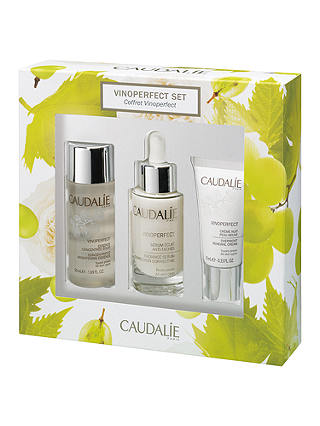 Buy Caudalie Vinoperfect Skincare Gift Set Online at johnlewis.com