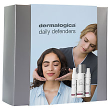 Buy Dermalogica Daily Defenders Skincare Set Online at johnlewis.com