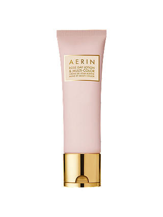 Buy AERIN Rose Day Lotion & Multi-Colour, 50ml Online at johnlewis.com