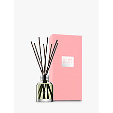 Buy Molton Brown Delicious Rhubarb & Rose Aroma Reeds, 150ml Online at johnlewis.com