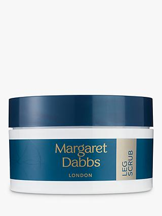 Margaret Dabbs London Toning Leg Scrub, 200g