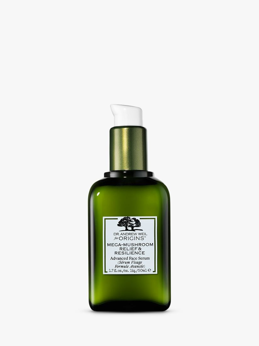 Buy Dr. Andrew Weil for Origins Mega-Mushroom™ Relief & Resilience Advanced Face Serum, 50ml Online at johnlewis.com