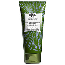 Buy Dr. Andrew Weil for Origins Mega-Mushroom™ Relief & Resilience Soothing Face Mask, 100ml Online at johnlewis.com