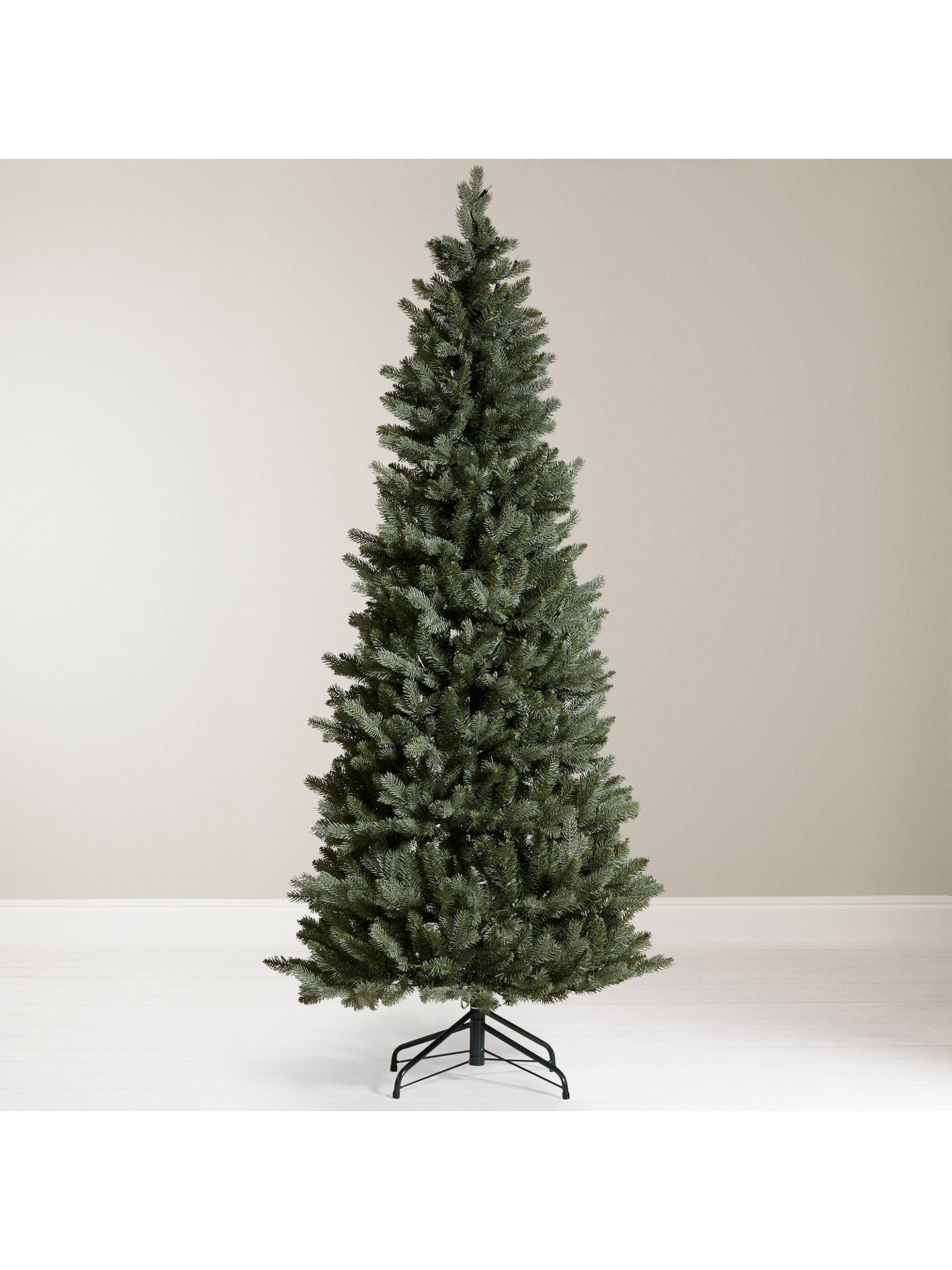 slim line christmas tree