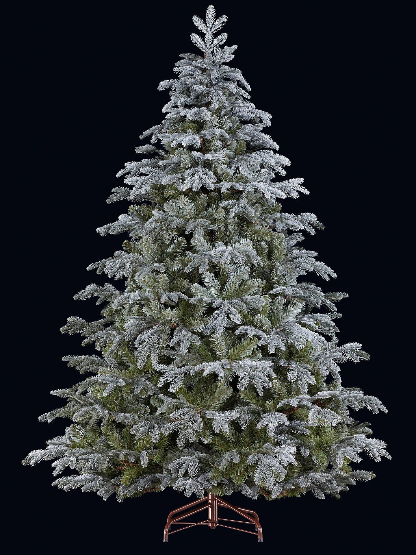 Christmas Tree Near Me.John Lewis Partners St Petersburg Unlit Christmas Tree Blue 7ft